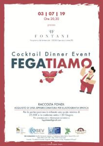 FEGATIAMO EVENTO | Secco Pistoia | Bollicine Italiane